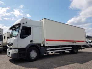 Trucks Renault Premium Box body + Lifting Tailboard 310dxi.19D PRIVILEGE - Fourgon abimé Occasion
