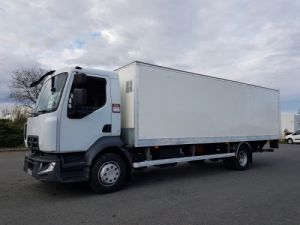 Trucks Renault D Box body + Lifting Tailboard 12.210dti euro 6 Occasion