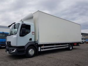 Trucks Renault D Box body + Lifting Tailboard 12.210dti FOURGON 8m20 Occasion