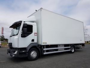 Trucks Renault D Box body + Lifting Tailboard 12.210dti  spécial FLEURS Occasion