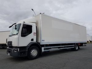 Trucks Renault D Box body + Lifting Tailboard WIDE 19.280dti - Fourgon 9m40 Occasion