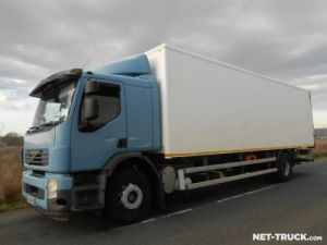 Trucks Volvo FE Box body + Lifting Tailboard Occasion