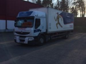 Trucks Renault Premium Box body 310 Occasion