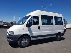 Trucks Citroen Bus JUMPER 35MH 2.2 HDI 100 - 23 PLACES ENFANTS Occasion