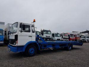 Trucks Renault S Car carrier body 130.09 A - PORTE VOITURE / MATERIEL Occasion