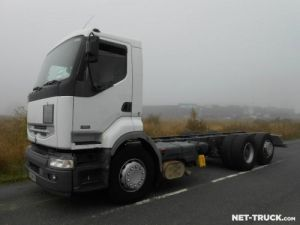 Trucks Renault Premium Chassis cab Occasion