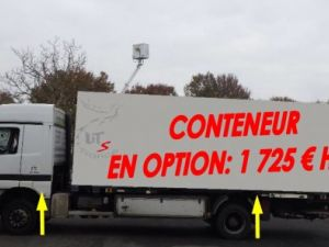Trucks Mercedes Actros Container carrier body Occasion