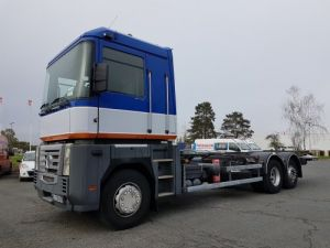 Trucks Renault Magnum Container carrier body 440dxi.26 6x2 S Occasion