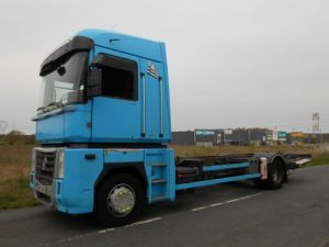 Trucks Renault Magnum Container carrier body 460dxi.19 PRIVILEGE Occasion