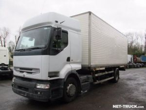 Trucks Renault Premium Container carrier body Occasion