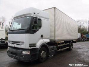 Trucks Renault Premium Container carrier body Occasion