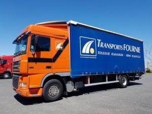 Trucks Daf XF95 Curtain side body 480 SPACECAB Occasion