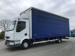 Trucks Renault Midlum Curtain side body 160dxi.09 Occasion