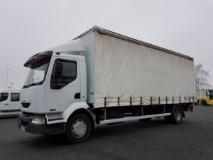 Trucks Renault Midlum Curtain side body 220dci.16/C Occasion