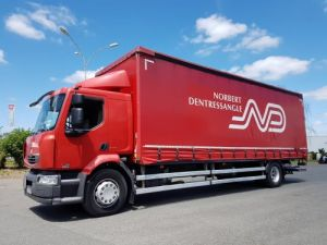 Trucks Renault Midlum Curtain side body 270dxi.18 AUTHENTIQUE Occasion