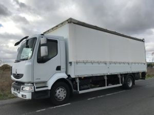Trucks Renault Midlum Curtain side body 280dxi.16 Occasion
