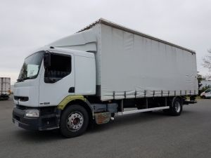 Trucks Renault Premium Curtain side body 270dci.19D Occasion