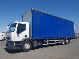 Trucks Renault Premium Curtain side body 340dxi.26 S 6x2 D ALLIANCE Occasion