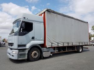 Trucks Renault Premium Curtain side body 400.18 GV 850 PRIVILEGE Occasion