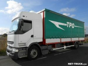 Trucks Renault Premium Curtain side body Occasion
