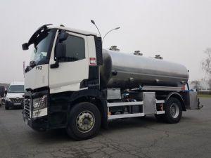 Trucks Renault C Foodstufs tank body 430.19 -  Occasion
