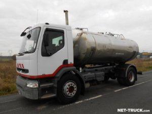 Trucks Renault Premium Foodstufs tank body Occasion