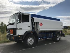 Trucks Mercedes LK Fuel tank body 1517 ECOPOWER Occasion