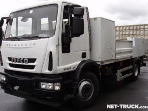 Trucks Iveco EuroCargo Heavy equipment carrier body Occasion