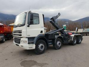 Trucks Daf CF Hookloader Ampliroll body CF85.430 Occasion