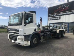 Trucks Daf CF85 Hookloader Ampliroll body 380 VERSION 6X2 Occasion