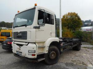 Trucks Man Hookloader Ampliroll body TGA 18.360 AMPLIROLL Occasion