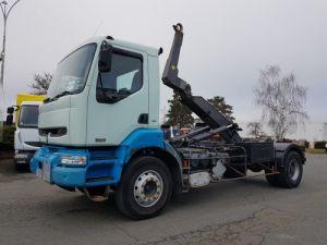 Trucks Renault Kerax Hookloader Ampliroll body 370dci.19 potence cassée Occasion
