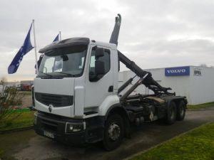 Trucks Renault Premium Lander Hookloader Ampliroll body Occasion