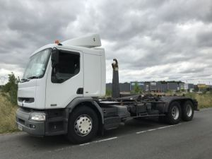Trucks Renault Premium Hookloader Ampliroll body 370dci.26 6x2 S Occasion
