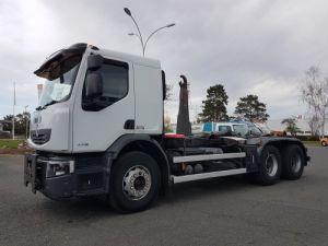 Trucks Renault Premium Hookloader Ampliroll body LANDER 430dxi.26 6x4 Occasion