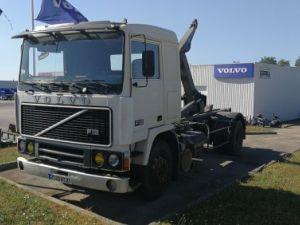 Trucks Volvo F Hookloader Ampliroll body F12 4X2  330 CH Occasion