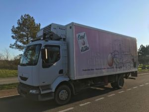 Trucks Renault Midlum Insulated box body Occasion