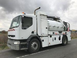 Trucks Renault Premium Jetting machine body 300.19D RIVARD 8.5m3 Occasion