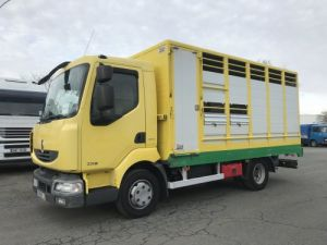 Trucks Renault Midlum Livestock body 220dxi.10 ALLIANCE Occasion