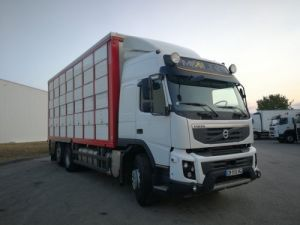 Trucks Volvo FMX Livestock body FMX 6X2 410 CH Occasion