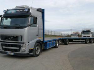 Trucks Platform body Occasion