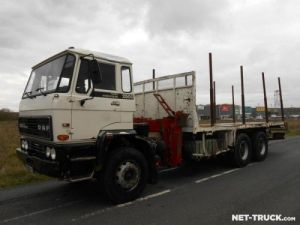 Trucks Daf FAT Platform body 2500 6x4 Occasion