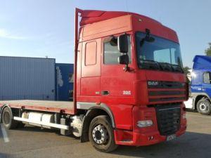Trucks Daf XF Platform body XF 105 . 460 Occasion
