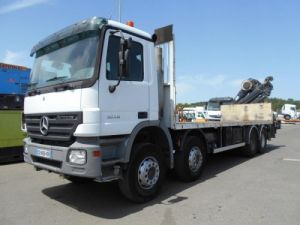 Trucks Mercedes Actros Platform body 3236 Occasion