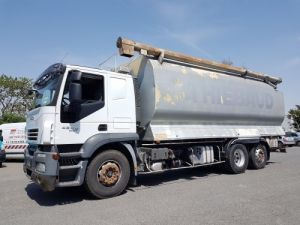 Trucks Iveco Stralis Pulverulent Tank AT 420 6x2 - 260 S 42 - ECOVRAC 33m3 Occasion
