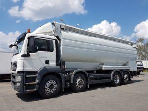 Trucks Man TGS Pulverulent Tank 35.480 8x4 H HYDRODRIVE Occasion