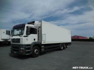Trucks Man TGA Refrigerated body Occasion
