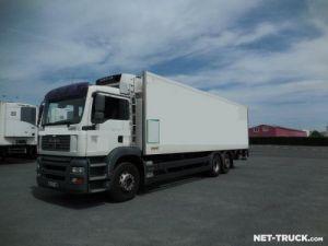 Trucks Man TGA Refrigerated body Occasion