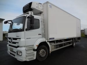 Trucks Mercedes Axor Refrigerated body 1829 Occasion
