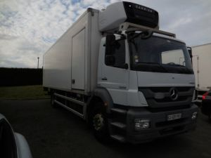 Trucks Mercedes Axor Refrigerated body 1829 EURO 5 Occasion